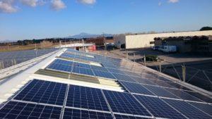 Arkolia Énergies : la toiture de l'ESAT prend le soleil !