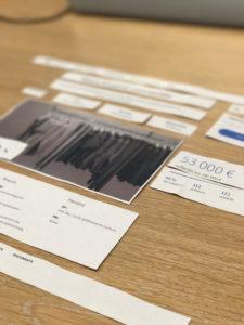 «Page projet» : comment sont-elles construites ?