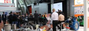 Engine Expo de Stuttgart