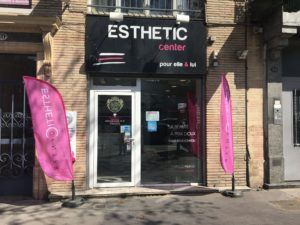 Esthetic center toulouse