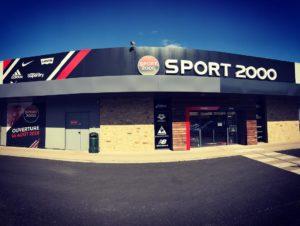 Adhérent Sport 2000 : financer l'ouverture d'un magasin près de Nantes
