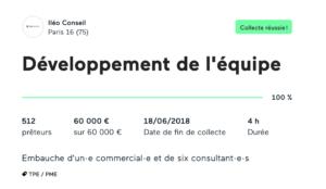 ileo conseil crowdfunding