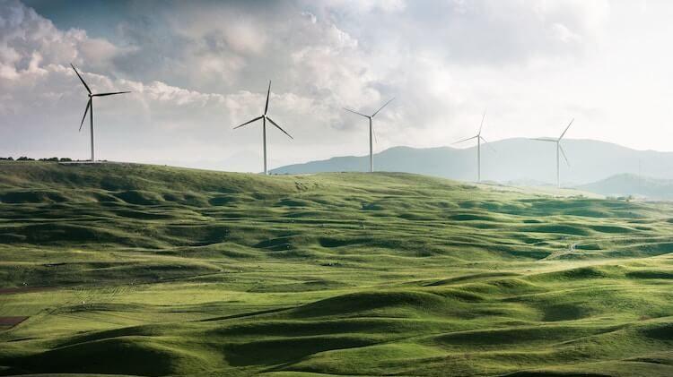 Eoliennes Paysage Transition Energétique