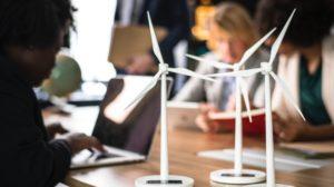 Eoliennes miniatures financement transition énergétique