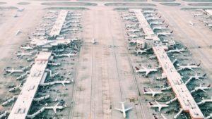 Aéroport secteur aérien