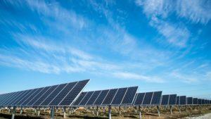 Fonctionnement panneau solaire énergies renouvelables