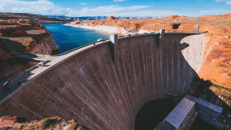 Barrage énergie hydraulique