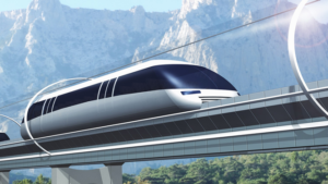 Moyens de transports du futur hyperloop